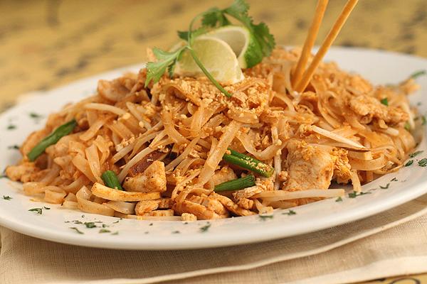 Chicken Prawn Pad Thai Annhelen S Corner
